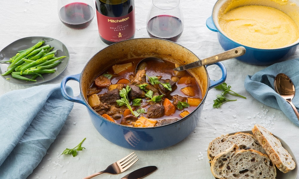Hygge Hearty Lamb Casserole Recipe
