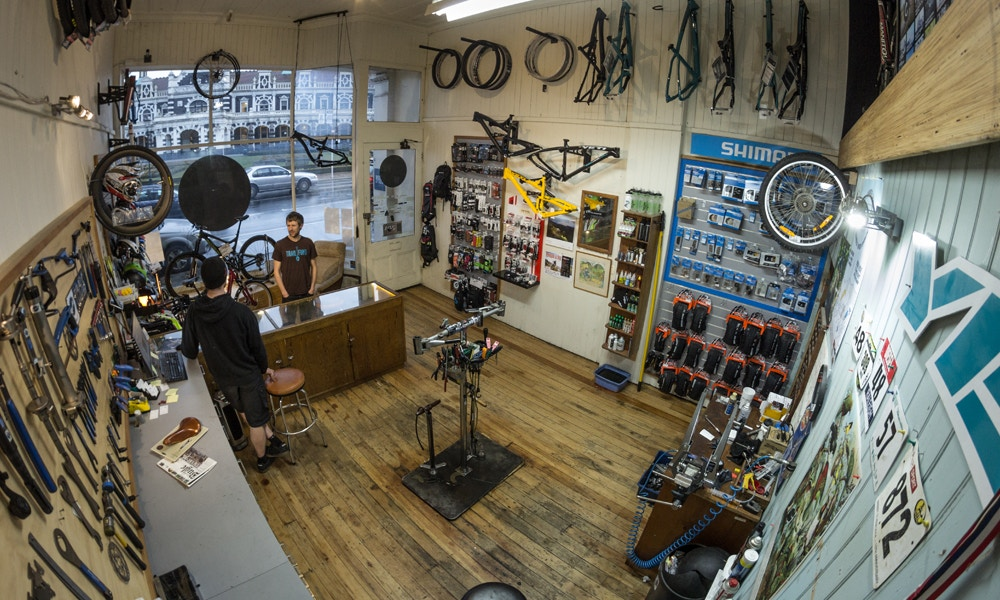 Getting Acquainted with Bike Otago