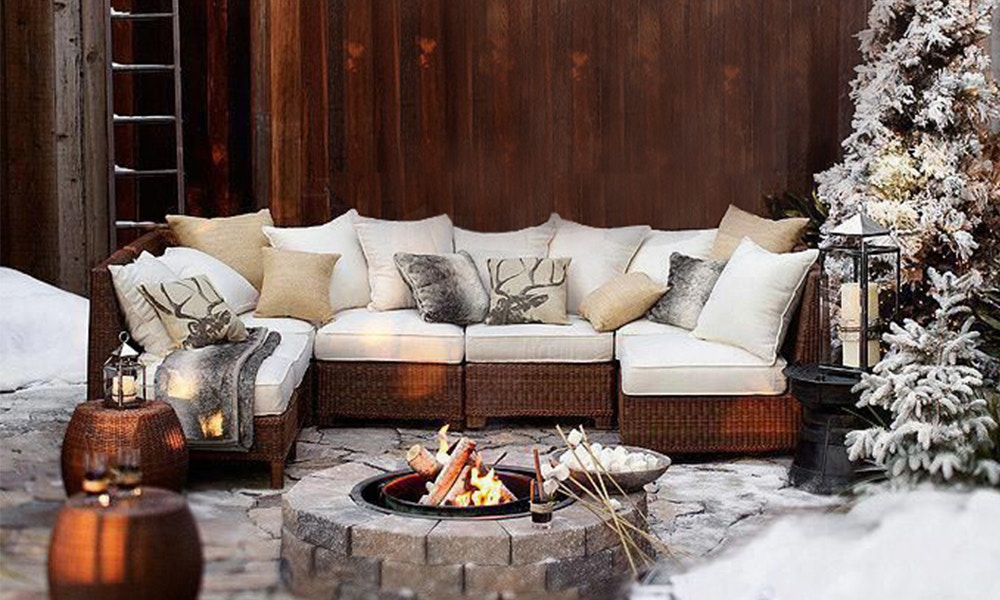 Cosy Outdoor Nordic Havens