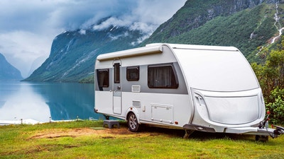 How to Repair a Crack or a Hole on Your Caravan