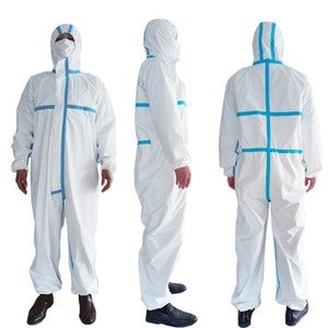 TTK Protective Suit PPE