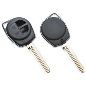 Silca Suzuki 2 Button Replacement Key Remote Shell