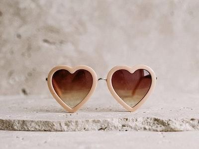 Peach Love Sunglasses