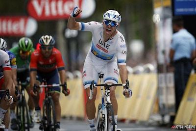 Tour de France 2018 Race Report: Stage Twenty-One