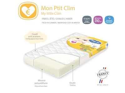 My little Clim / Mon Ptit Clim cot mattress