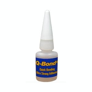 Q-Bond Ultra Strong Adhesive 10ml Superglue 10 Second Set