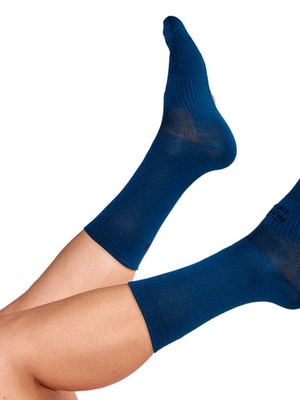 "Taba Fashion Sportswear Media Ciclismo Clasica Azul Cobalto 7"""