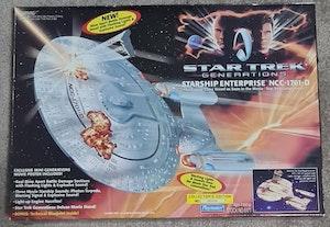 Star Trek Generations Starship Enterprise NCC-1701-D