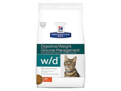 Hill's Prescription Diet Cat w/d Digestive/Weight Management 1.5kg