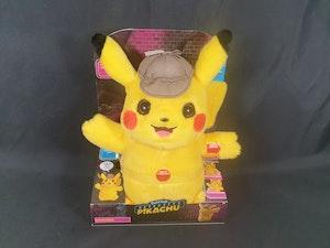 "Pokemon Detective Pikachu - Detective Pikachu 13"" Talking Plush"