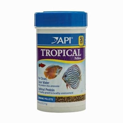 API Tropical Pellets 119G