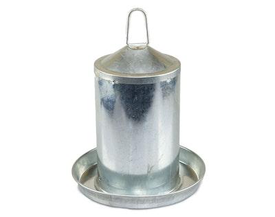 AGBOSS Galvanised Drinker - 2 Sizes