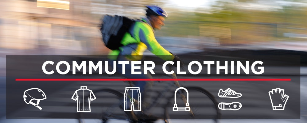 6 Commuter Clothing