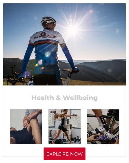 Health, Fitness & Wellbeing