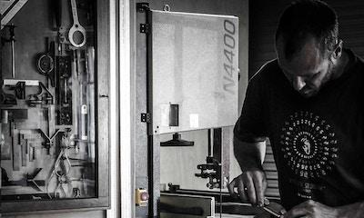 Maker Profile: Alby Johnston & Bayspoke Studio