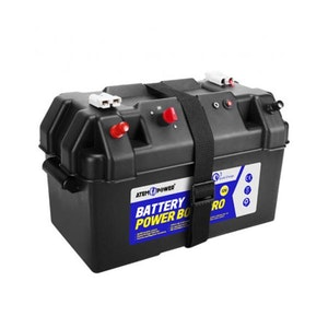 Battery Box 12V Quick Charge Portable Deep Cycle