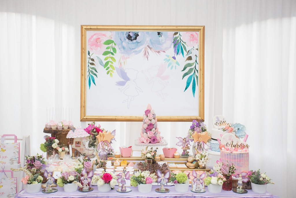 Fairy Party | Silk & Cedar Events