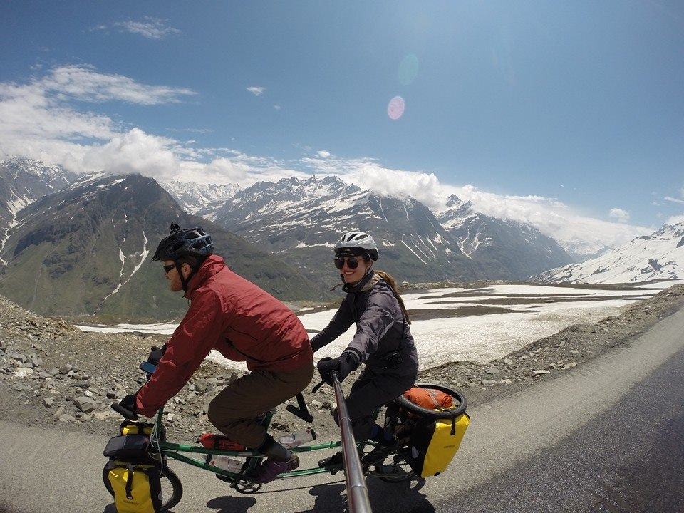 cycling the himalaya