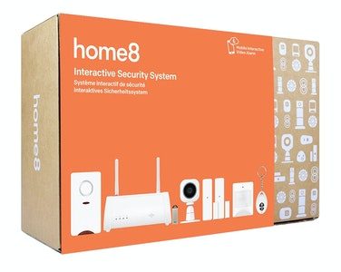 Home8 Smart Home Alarm System II Kit