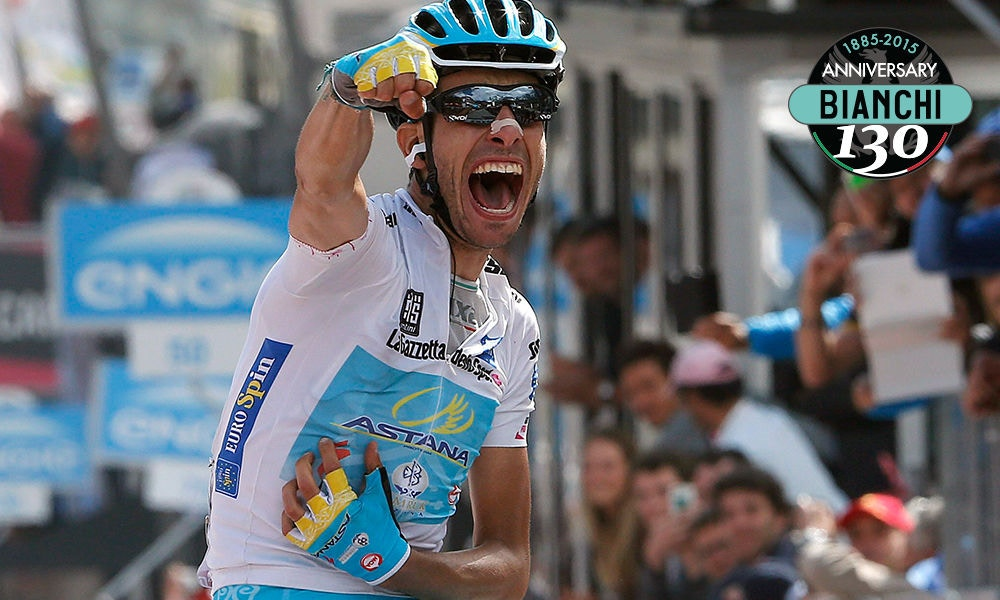 Victory for Aru in Tough Mountain Stage