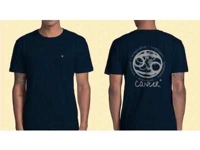 Interstellar Beverages Horoscope [MALE] T-Shirt Cancer