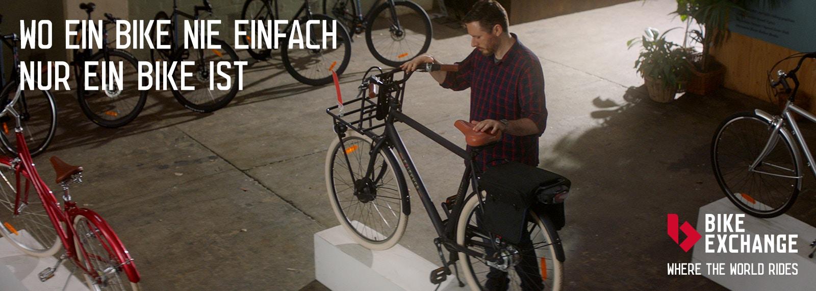 BikeExchange: Wo ein Bike nie einfach nur ein Bike ist.