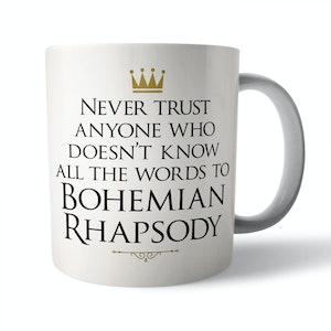 Bo Rhap Ceramic Mug
