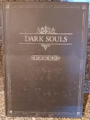 Dark Souls: trilogy art book