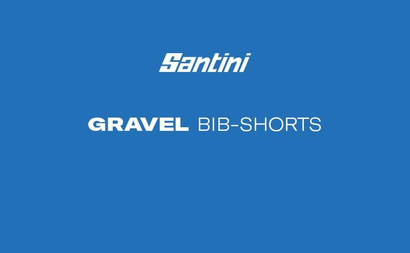 Santini Gravel Bib-Shorts