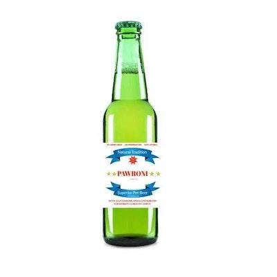 L'Barkery Pawroni Bottle