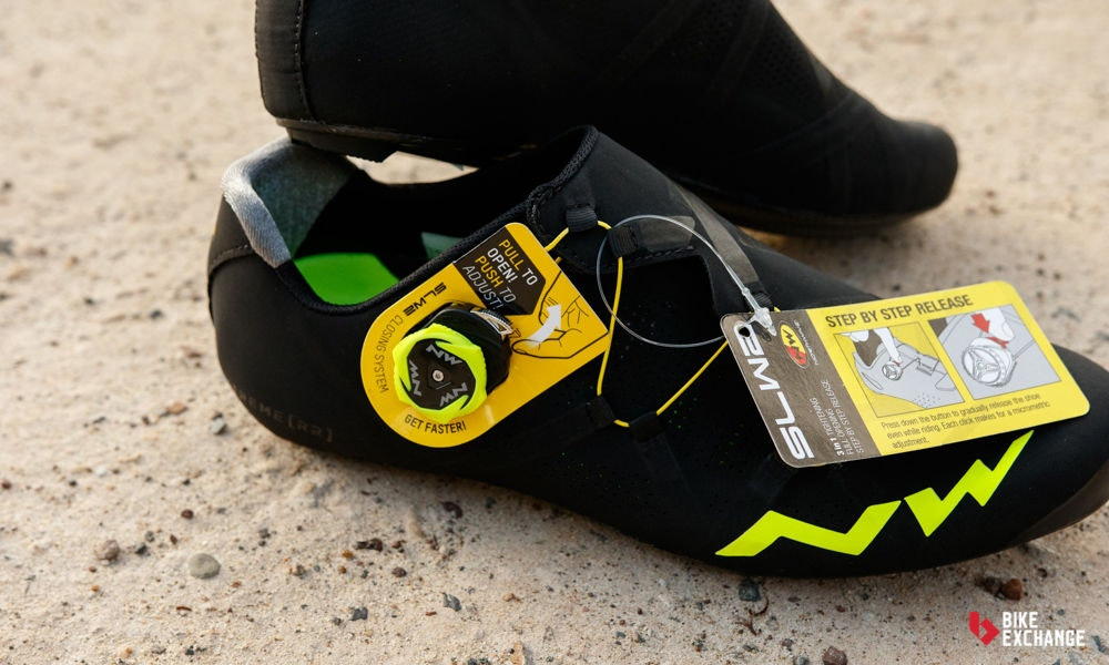 fullpage Northwave Extreme RR road shoe first impression 1