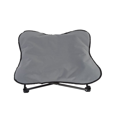 Charlie's Portable and Foldable Outdoor Pet Chair - Grey