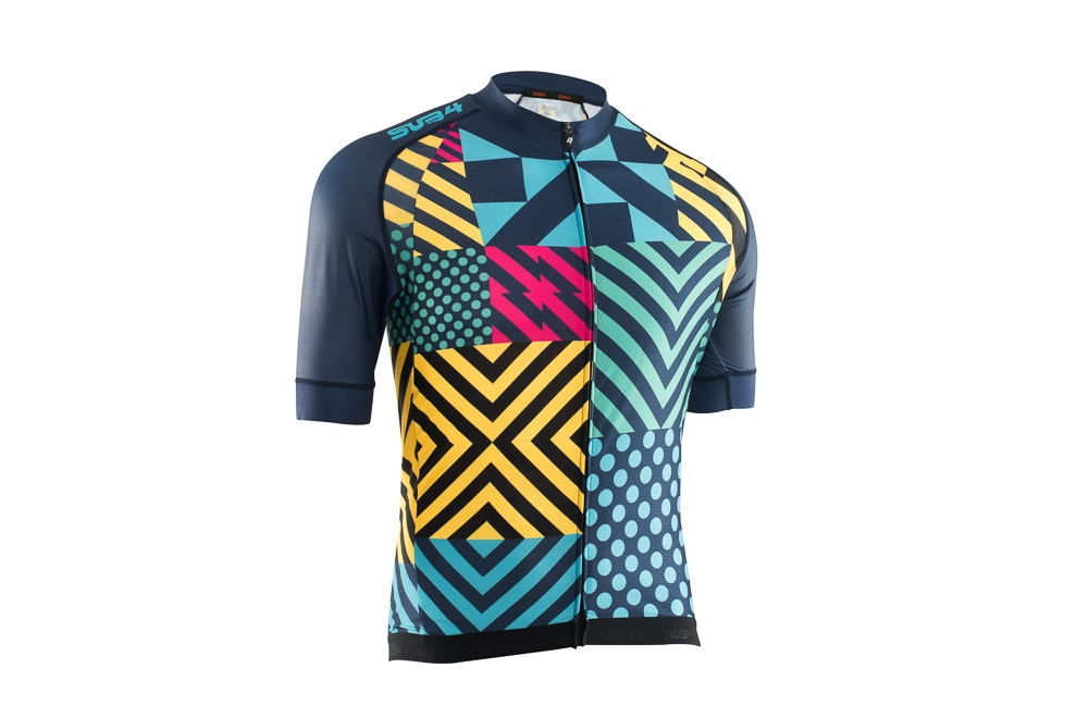 Sub4 Men S Joker Jersey Short Sleeve Cycling Jerseys For