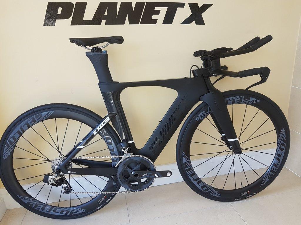 Planet X Exo3 Time Trial Bike SRAM Red Etap Edition Selcof 56 ...