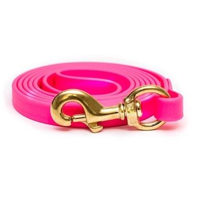 K9 PRO Syntek Leash Pink