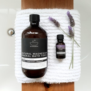 500ml SLEEP WELL Tonic and Essential Oil Blend