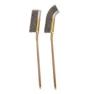 Toledo Steel Bristles Cleaning Brush Set 2 Pc