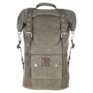 Oxford Heritage 30L Backpack - Military / Khaki