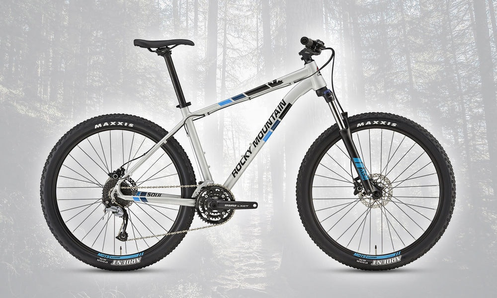 fullpage best hardtail mountain bikes under 1000 Rocky Mountain