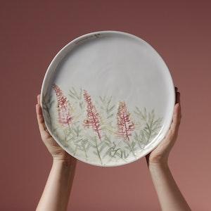 Grevillea 'Superb' Large Plate