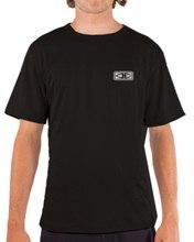 Mens Quick Dry Surf Shirt - Black Mens Quick Dry Surf Shirt - Black