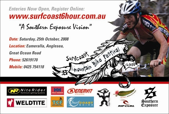 Surf Coast 6hr & 3hr Twilight MTB Festival