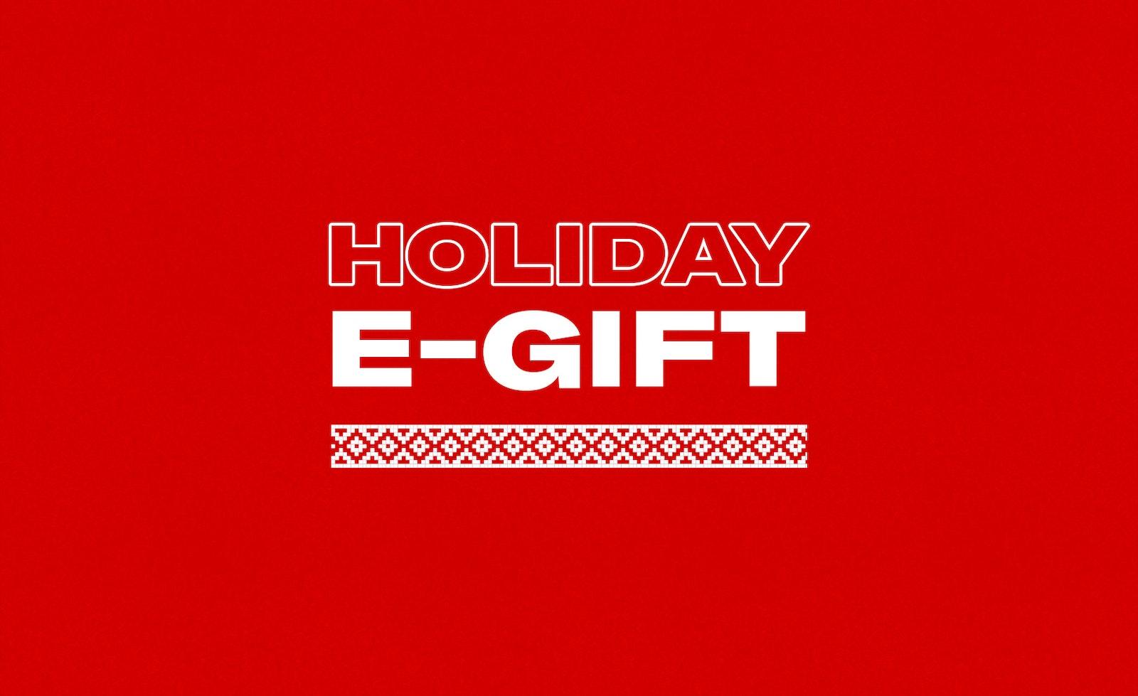 Santini E-Gift CARD