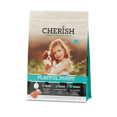 CHERISH Playful Puppy Food