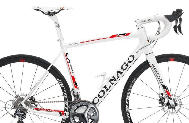 Colnago CX Zero Disc Frame 2014
