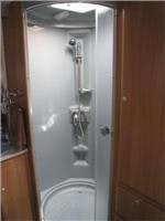 GoSee Jayco Sterling 23 circular  shower