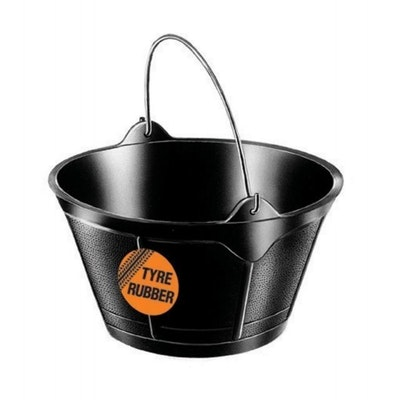 Tubtrugs Tubtrug Tyre Rubber Super Horse Feed Bucket Equine Stable B4 10L