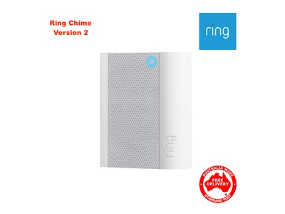 Ring Chime Plug-In Instant Alert Module