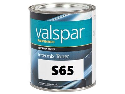 Valspar Refinish S65 Coarse Aluminium 1Qt