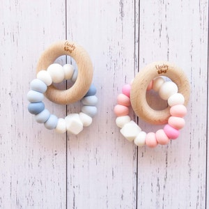 Cheeky Toes™ CHARMED Teether | OMBRE Collection